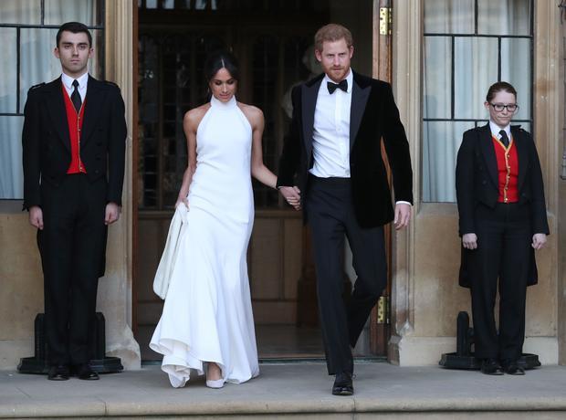 TOPSHOT-BRITAIN-US-ROYALS-WEDDING
