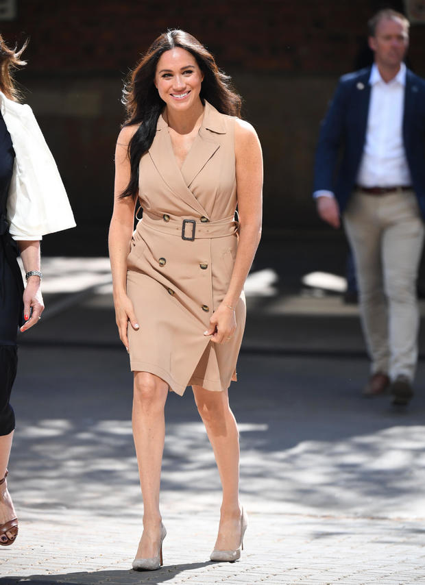 The Duke And Duchess Of Sussex Visit Johannesburg - Day One