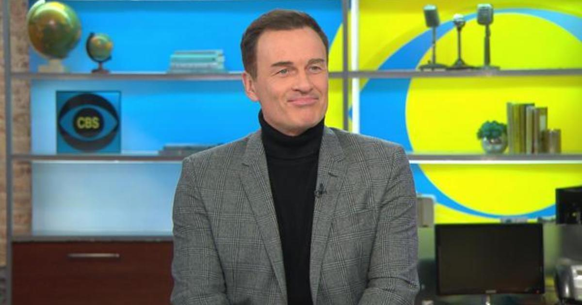 Julian Mcmahon Plays Fascinating Character On New Show Fbi Most Wanted