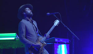"Gary Clark Jr.: ""Music is my religion"""