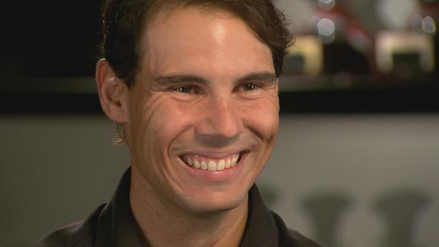 Rafael Nadal On His Island Home His Rivalry With Roger Federer And His Family 60 Minutes Cbs News