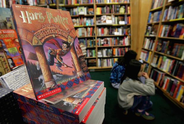 Sixth Harry Potter Books
