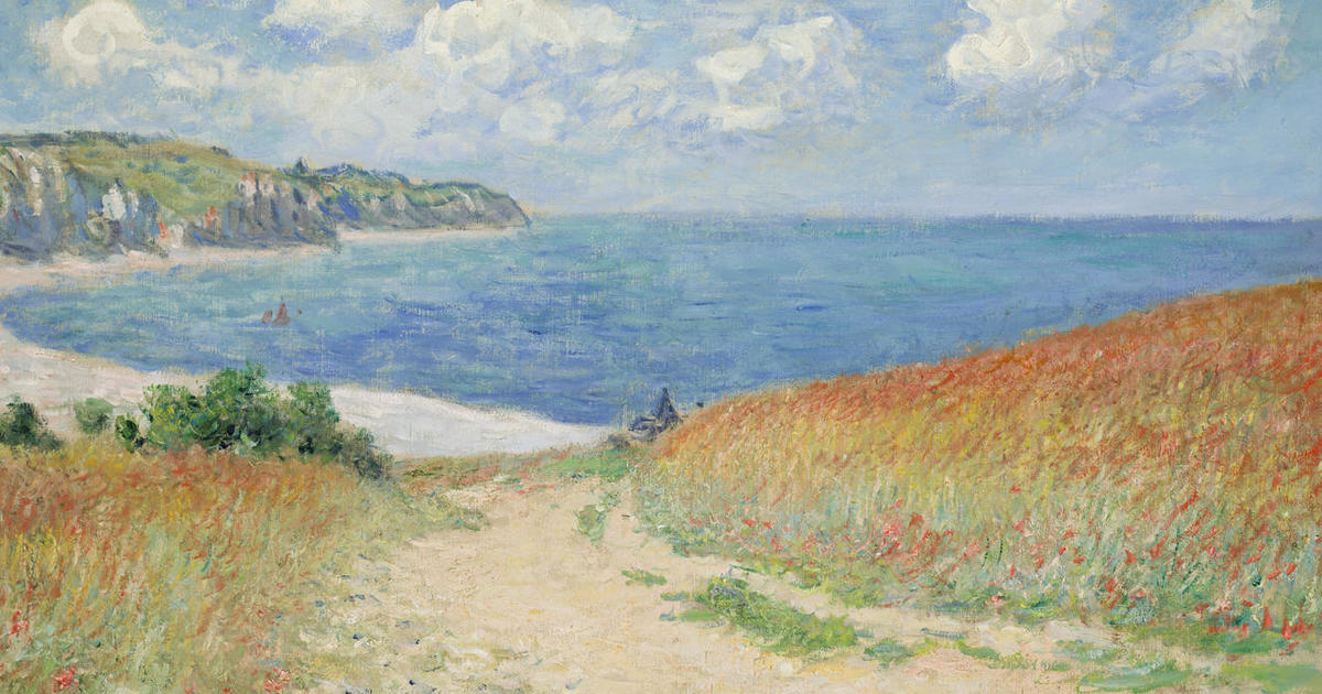 The long shadow of Claude Monet