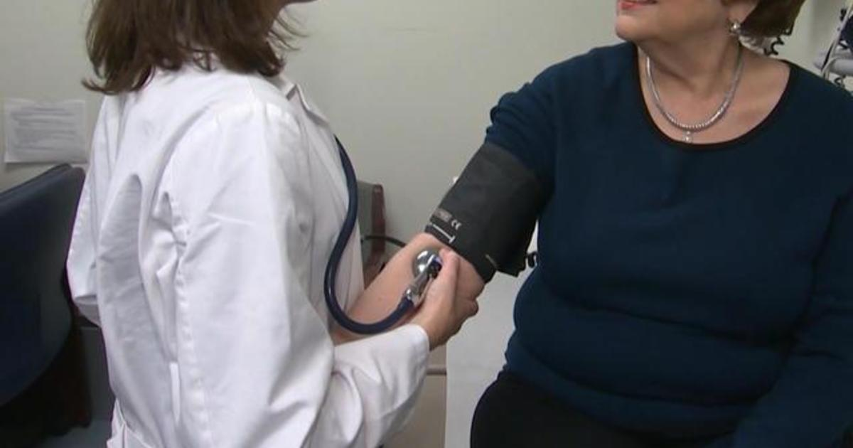 Study finds blood pressure rises faster for women CBS News - msnNOW thumbnail