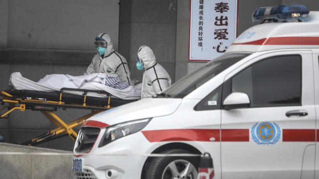 Second Patient Died Of Pneumonia In Wuhan