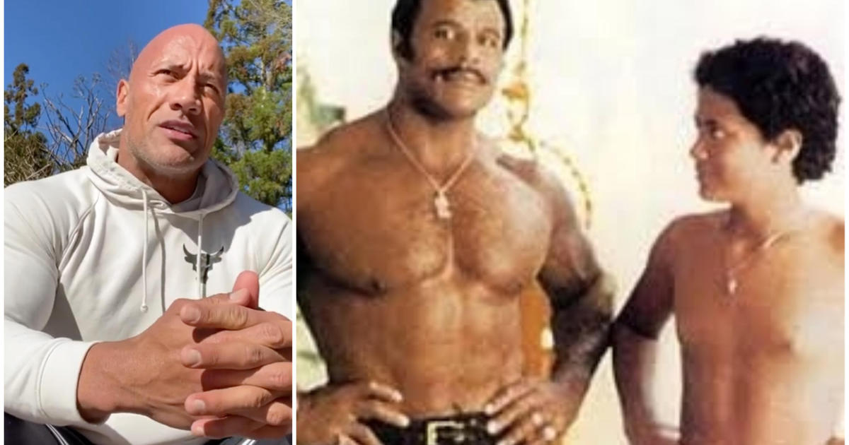 """Didn't get a chance to say goodbye"": Dwayne ""The Rock"" Johnson reveals cause of dad's ""quick"" death"