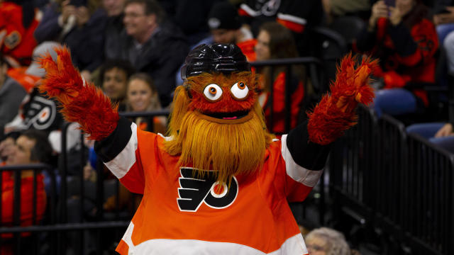 Gritty — Philadelphia Flyers