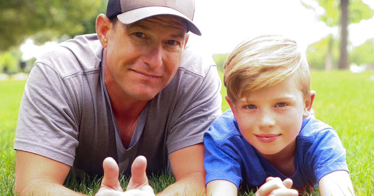 Father and son duo determined to help the homeless one meal at a time
