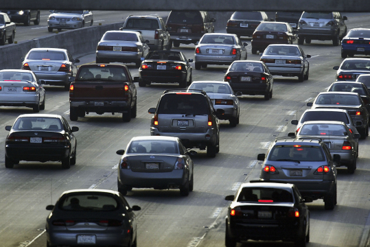 Proposal To Reduce Auto Emissions In California