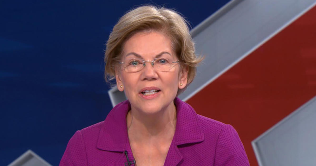 Warren responds after offended dad confronts her on pupil loans thumbnail