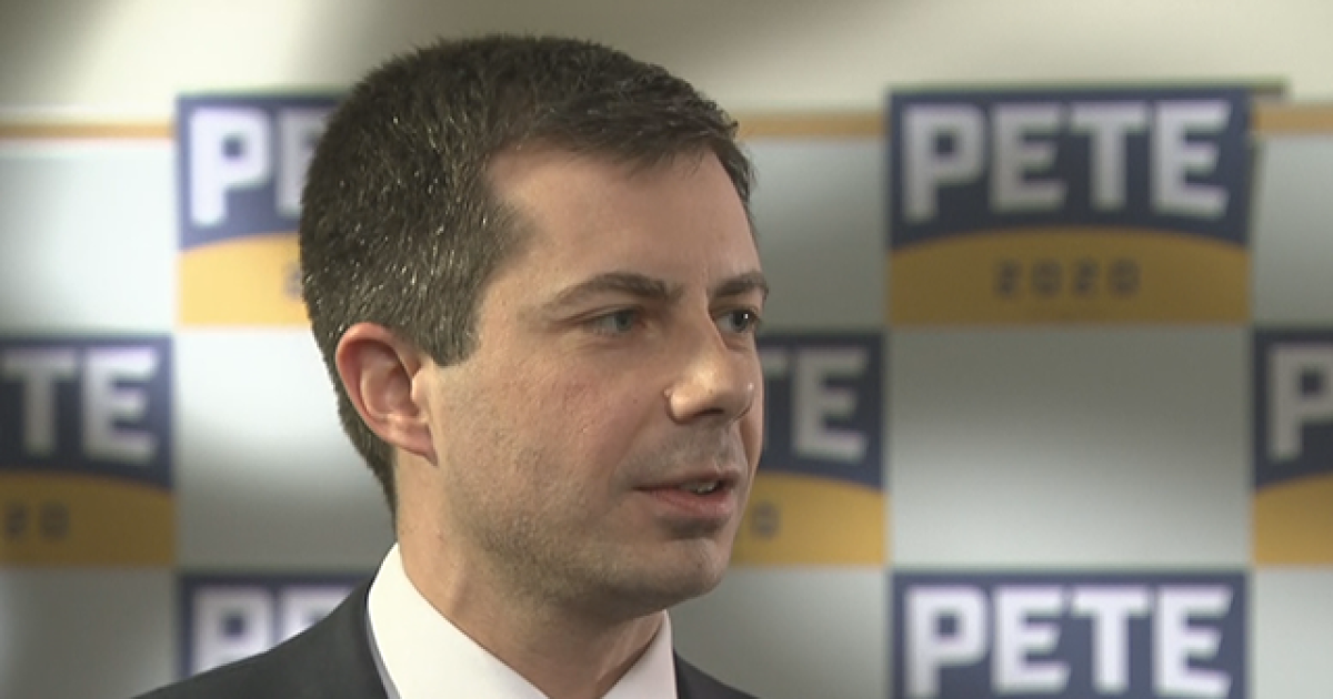 Buttigieg warns that Sanders could alienate GOP and independent voters