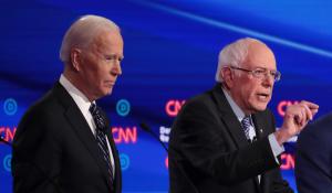 CBS News Battleground Tracker: In Iowa, it's Sanders, Biden and a wild finish ahead
