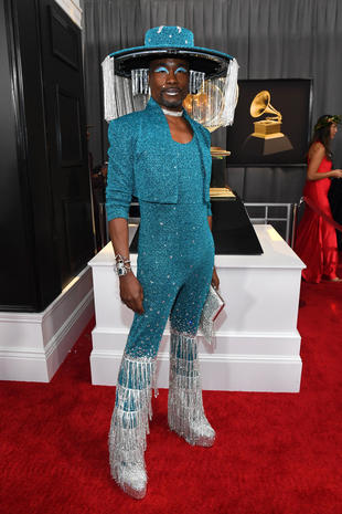 Grammy Awards 2020: Red carpet arrivals