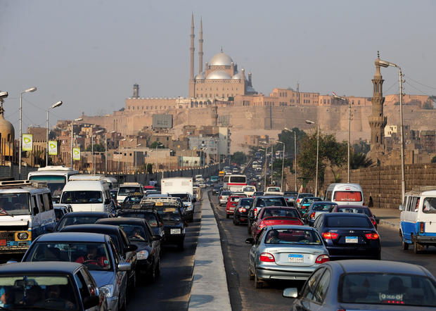 Cairo During FIFA U20 World Cup