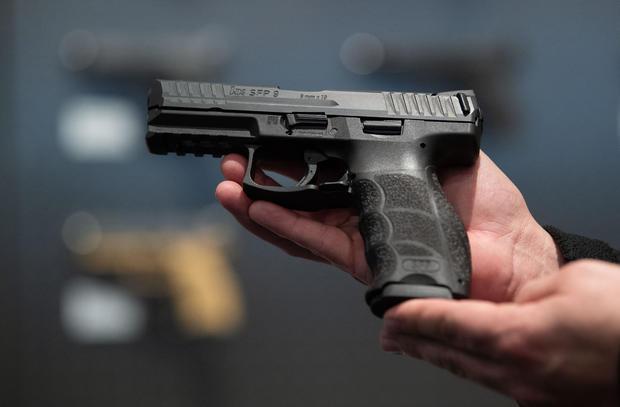 Weapons manufacturer Heckler & Koch