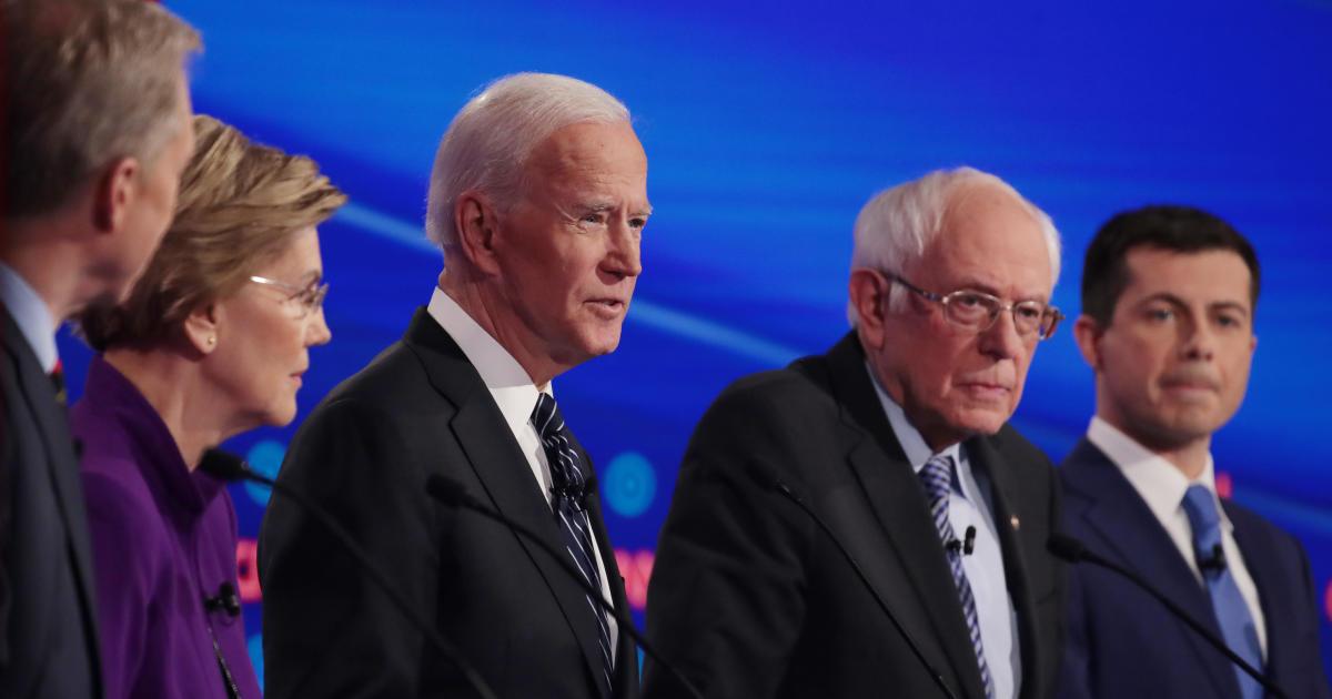 Kampagne 2020: Demokratische Iowa Kaukasus In Gang Kommen Heute Abend