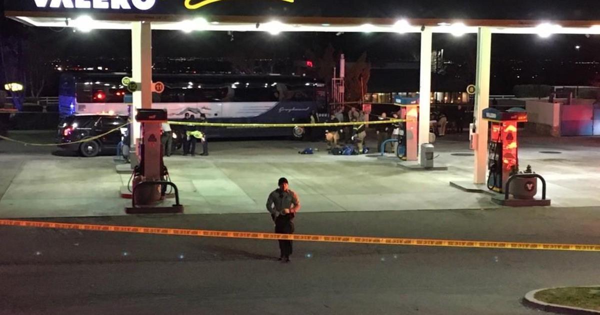 6 people shot on Greyhound bus in California thumbnail