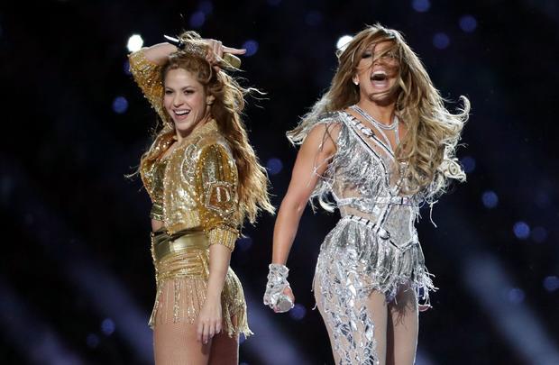 Super Bowl 2020: Shakira and Jennifer Lopez