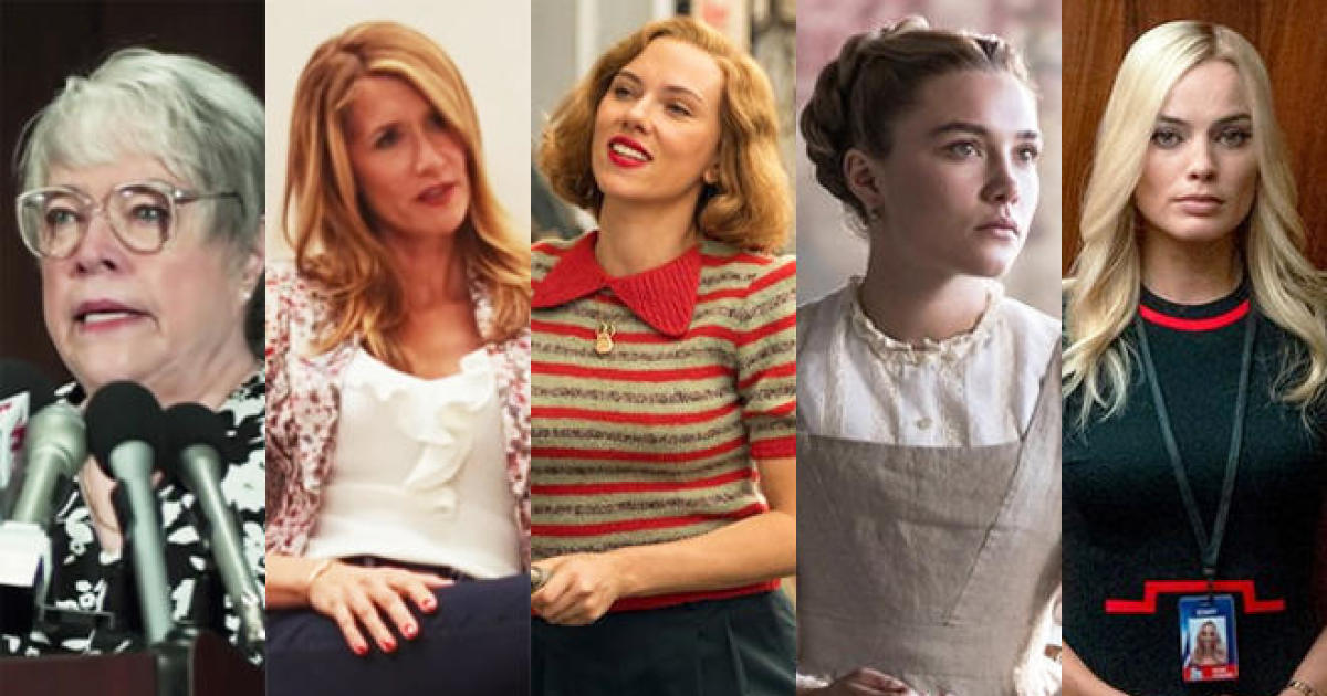 best supporting actress nominees 2020