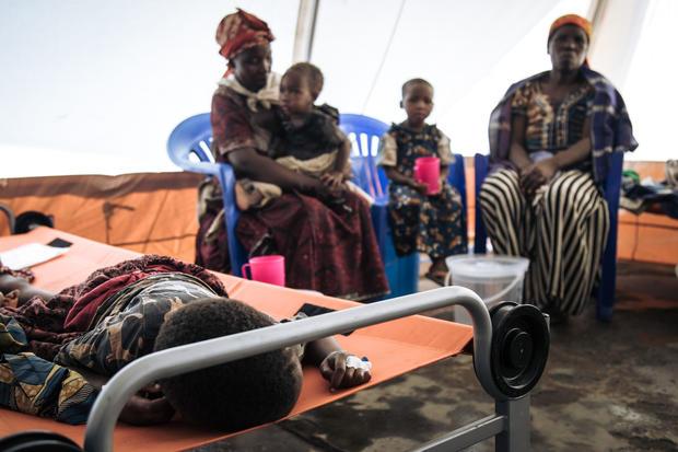 DRCONGO-CONFLICT-HEALTH-POLITICS-REBELLION