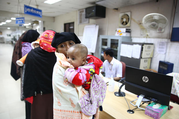 Bangladeshi Child Patient