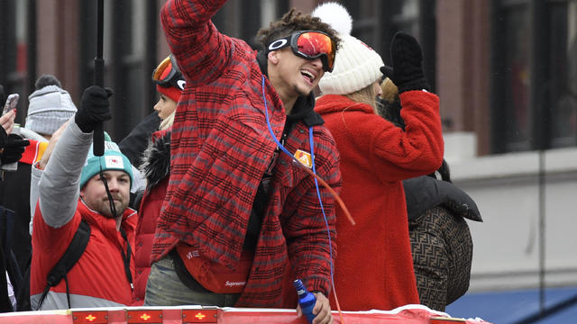 Super Bowl Parade