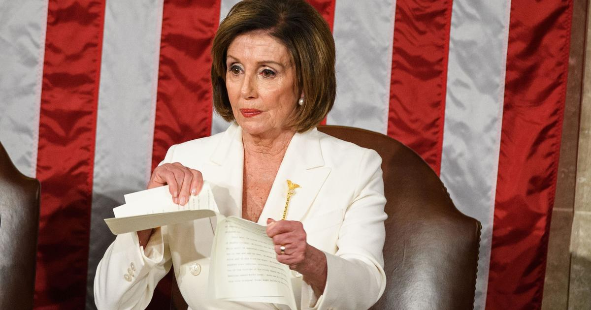Facebook, Twitter refuse to take down edited Pelosi video thumbnail