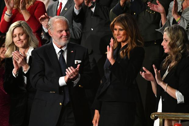 Melania Trump — 2020 State of the Union address