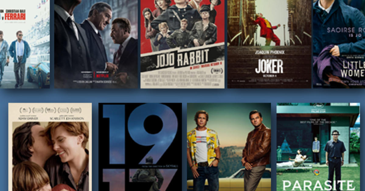 Check out clips from movies nominated for this year's ...