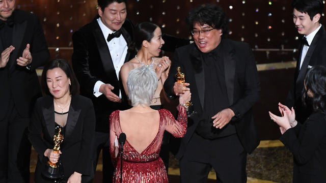 Parasite — best picture — 92nd annual Oscars