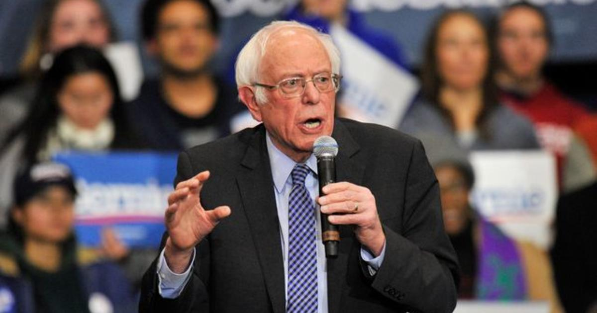 U.S. officials told Bernie Sanders Russia is trying...