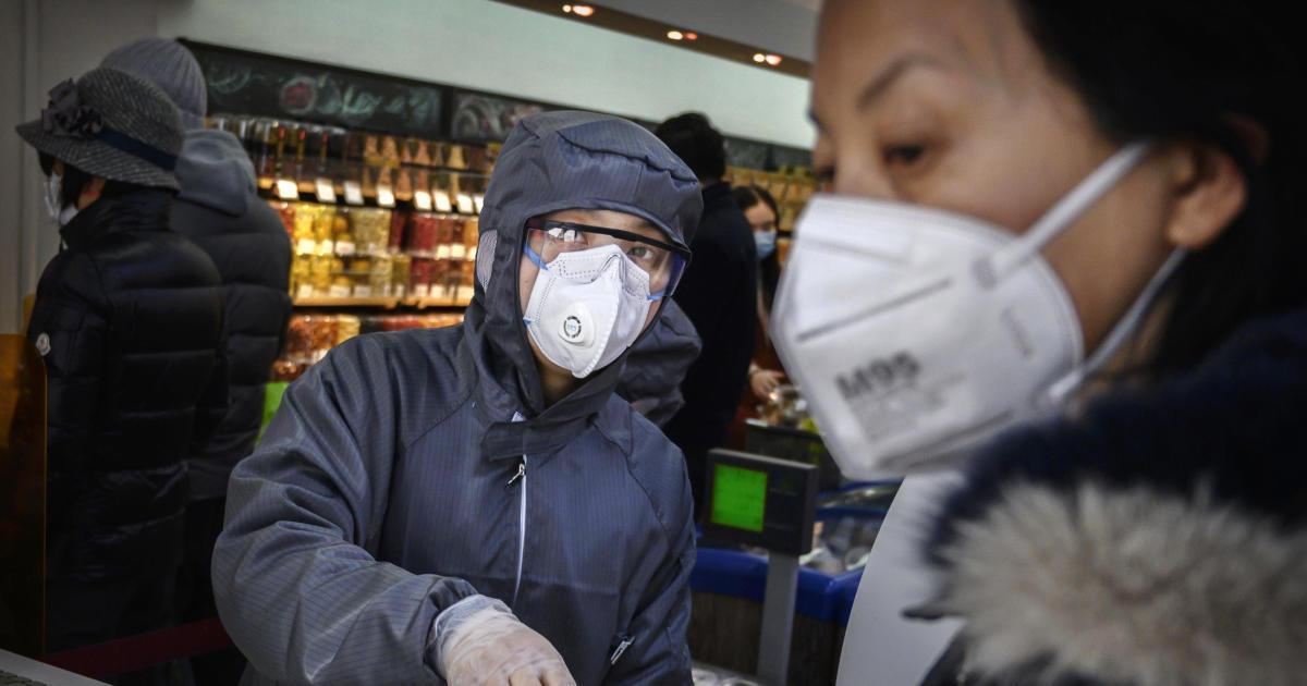 Coronavirus Death Toll Tops 1,100 China Meldet Mehr Als 90 Neue Todesfälle