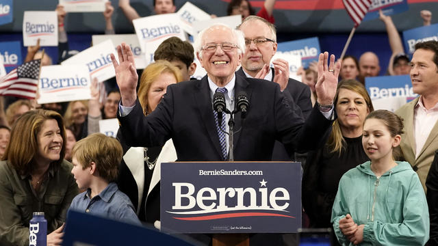 Bernie Sanders — New Hampshire