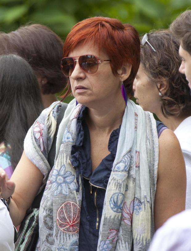 Rosalia Mera Funeral