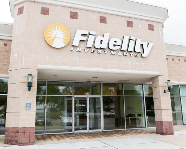 Fidelity Investments in Princeton, New Jersey