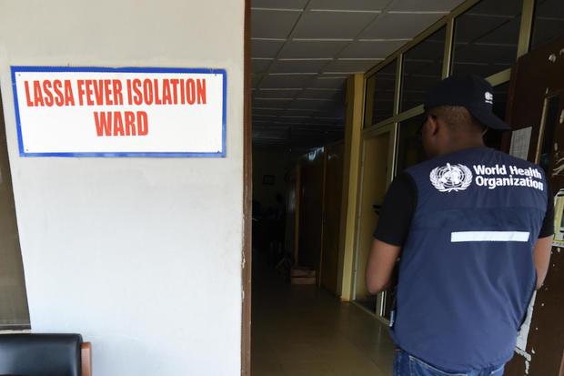 NIGERIA-HEALTH-EPIDEMIC-LASSA
