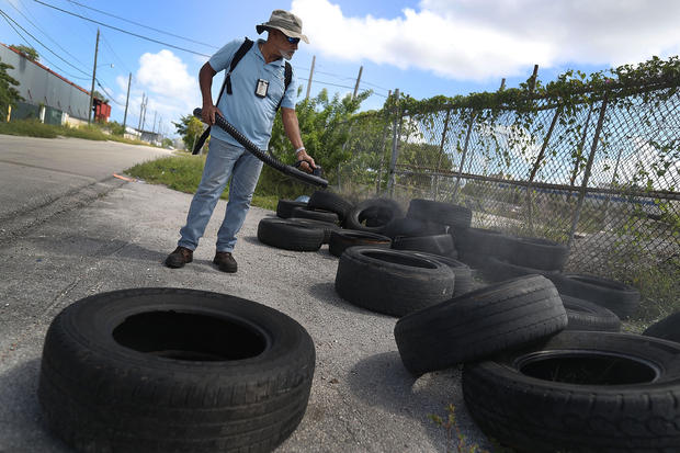 Zika Virus Found In Another Area Of Miami