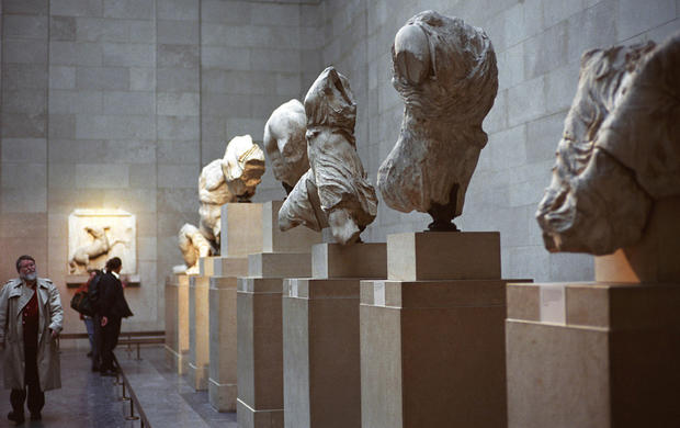 Campaign To Return The Elgin Marbles To Greece