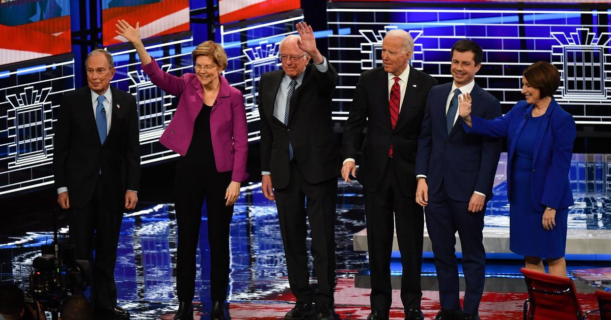 キャンペーン2020:視聴方法についてはサウスカロライナの民主党の議論CBS2