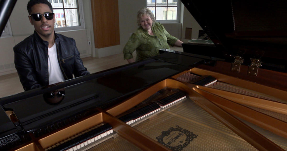The moment a classically-trained pianist knew a blind 5-year-old was a prodigy