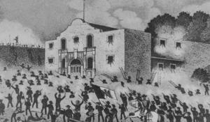 """Remember the Alamo!"""