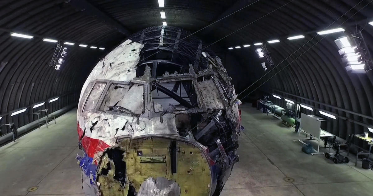 Reconstruction of MH17 reveals final moments of doomed...