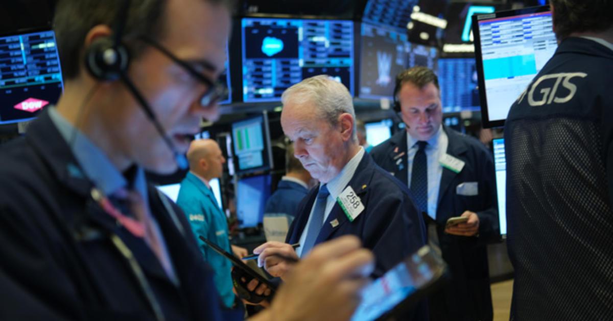 Stocks rebound after Monday's rout on coronavirus fears thumbnail