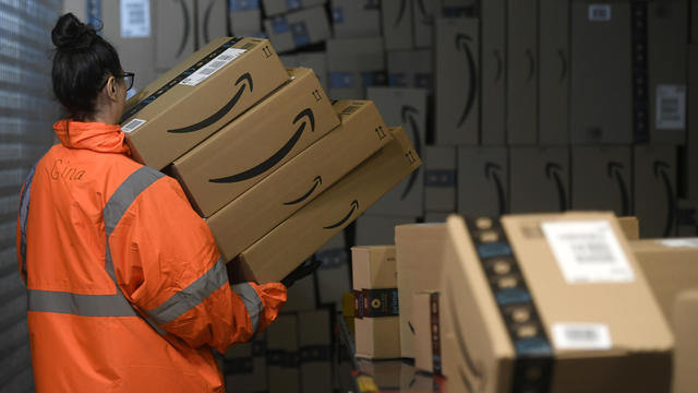 GERMANY-RETAIL-DISTRIBUTION-AMAZON