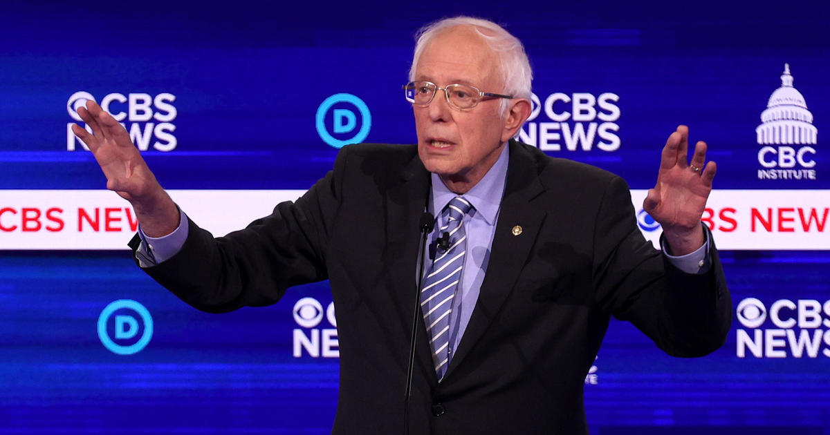 "Bernie Sanders says ""The truth is, nothing I am saying is radical"""