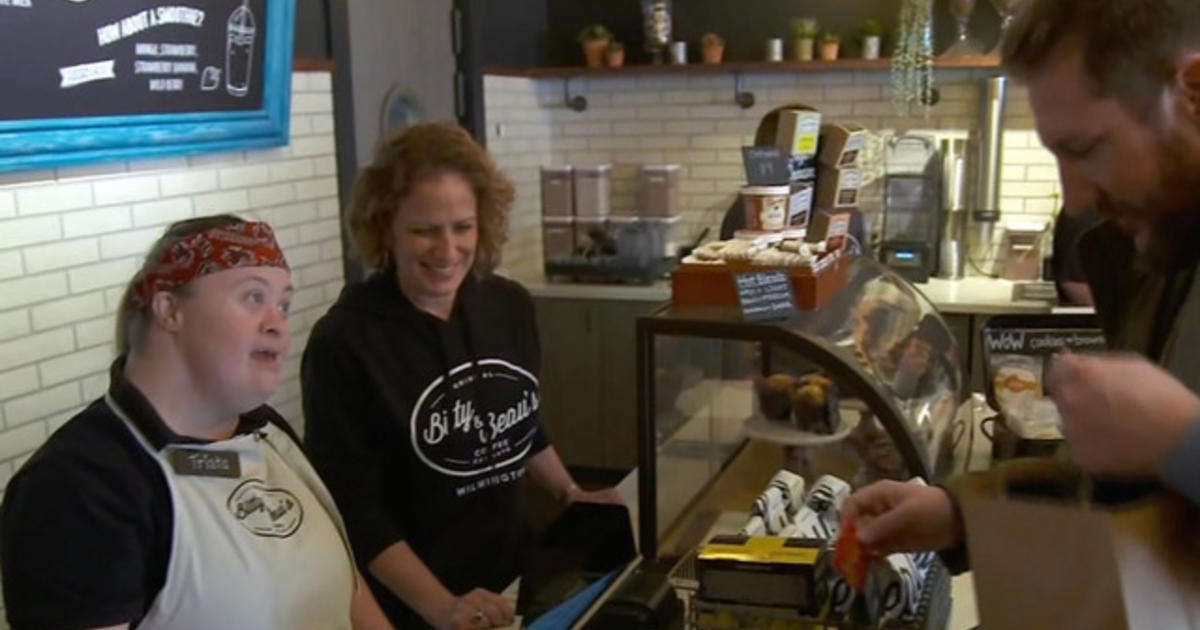 Charleston coffee shop empowers special needs people with jobs