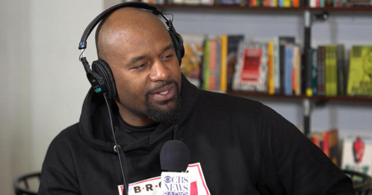"""Black Lives Matter activist Hawk Newsome on """"The Takeout"""" - 2/28/2020"""