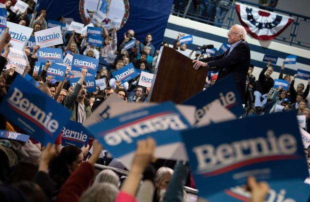 US-POLITICS-VOTE-SANDERS-DEMOCRATS