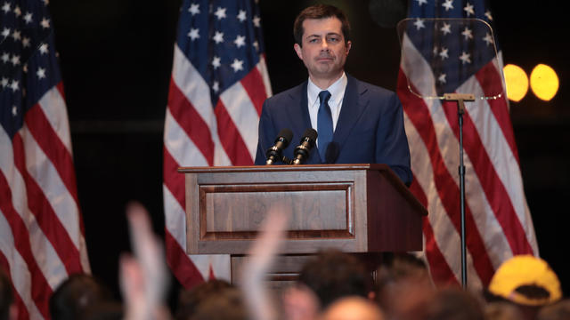 Pete Buttigieg Announces Suspension Of Presidential Campaign