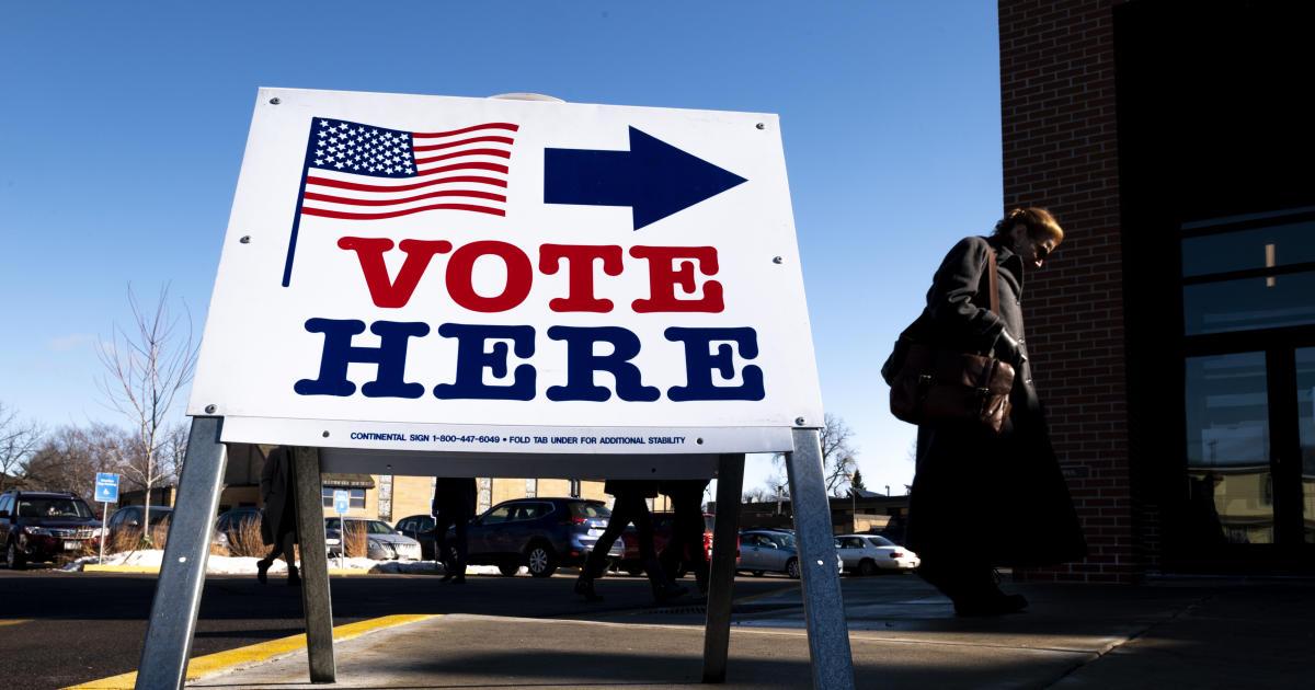 Live-Updates: Super-Dienstag Vorwahlen
